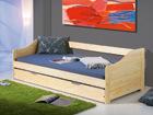 Sänkysarja LAURA 90x190 cm, 2-le AY-93010