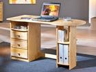 Työpöytä THOUCHROUND NATUR AY-93034