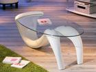 Sohvapöytä lasitasoilla BELLA AY-93506
