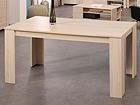 Ruokapöytä WARREN 160x88 cm MA-93540