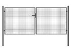 Ajoportti, harmaa 1x4 m PO-93601