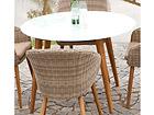 Pöytä POLARIS Ø 110 cm NT-93654