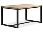 Ruokapöytä LORAS 150x90 cm WS-94472