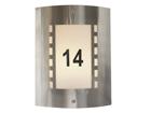 Talonumeron valaisin WALL LY-95527