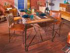 Ruokapöytä COFFEE 180x90 cm AY-95843