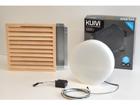 Upotettava LED-ritiläsaunavalaisin KUIVI LY-96673