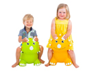 Hyppylelu JUMPY TRICERATOPS UP-97185