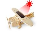 3D palapeli SOLAR LENTOKONE