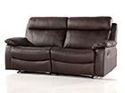 Nahkainen sohva 3-ist jalkatukimekanismilla EQUADOR AQ-97909