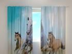 Pimennysverho HORSES 240x220 cm ED-98195
