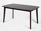 Jatkettava ruokapöytä BARI 90x150-194 cm, wenge GO-98662