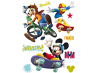 Seinätarra DISNEY MICKEY FREESTYLE 65x85 cm ED-98863