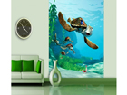 Fleece kuvatapetti DISNEY FINDING NEMO 180x202 cm