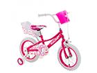 Tyttöjen polkupyörä 3 -vuotiaasta alkaen TC-99138