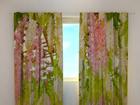 Läpinäkyvä verho LABURNUM FLOWERS 240x220 cm ED-99303