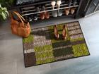 Matto ABORIGINEE STRIPES GREEN 50x75 cm
