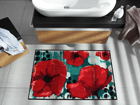 Matto POPPIES BY THE POOL 75x120 cm A5-99515