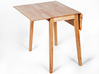 Klaffipöytä AVOLA 75x45-90 cm