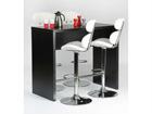 Baaripöytä 120x60 cm, musta AY-99732