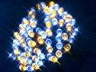 Valoketju SERIE LED 192, 8 toimintoa AA-99802