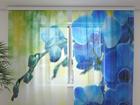 Sifonki-kuvaverho ROYAL ORCHID 240x220 cm ED-99926