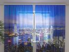 Sifonki-kuvaverho HONG KONG 240x220 cm ED-99950