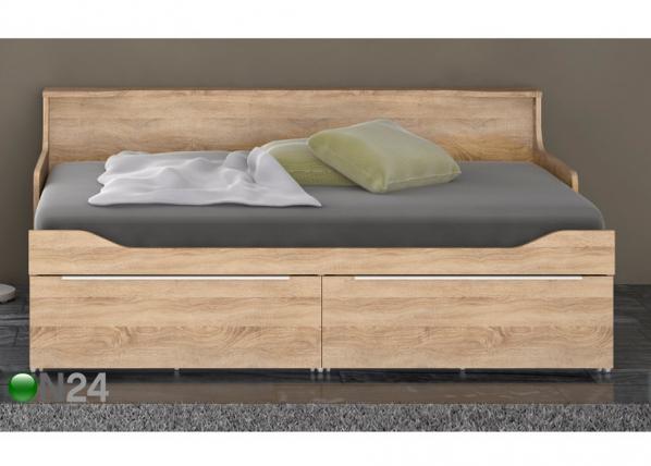 Avattava sänky COMBEE 80/160x200 cm AQ-100057