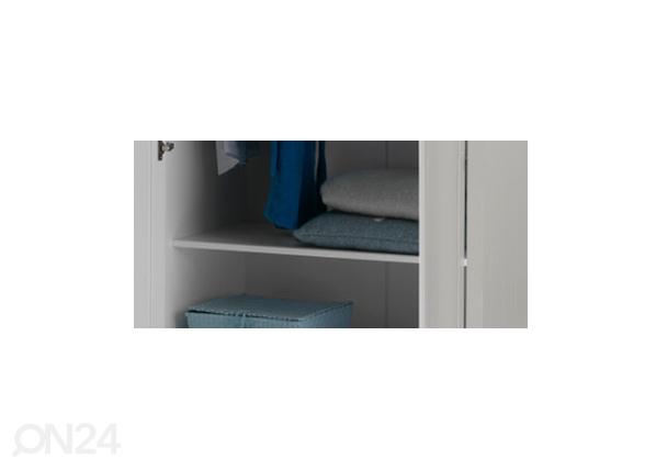 Lisähylly 2-oviseen vaatekaappiin LEWIS AQ-100451