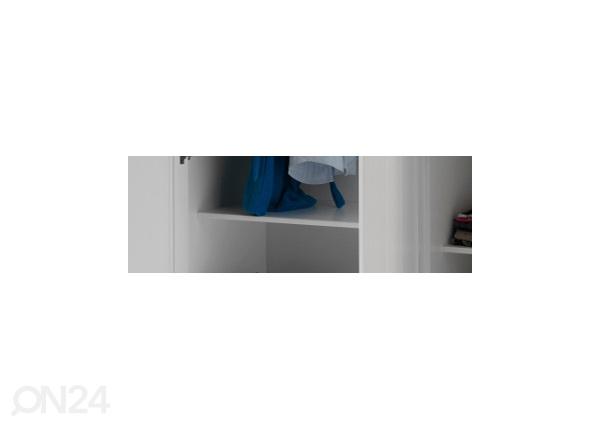 Lisähylly 3-oviseen vaatekaappiin LEWIS AQ-100452