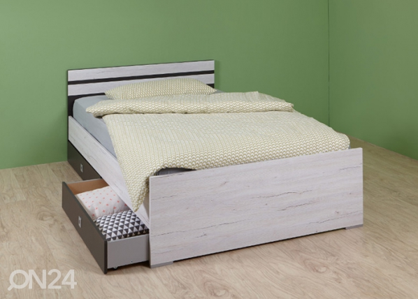 Sänky CARIBA 90x200 cm AQ-100747