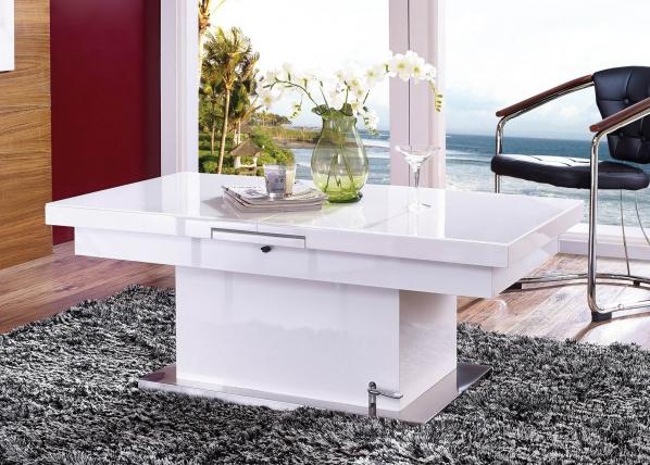 Säädettävä sohvapöytä/ruokapöytä 70x125-150 cm AY-101183