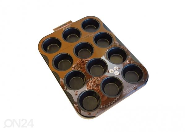Muffinssivuoka 12 kupilla ET-101419