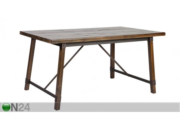 Ruokapöytä OPUS 163x83 cm EV-101514