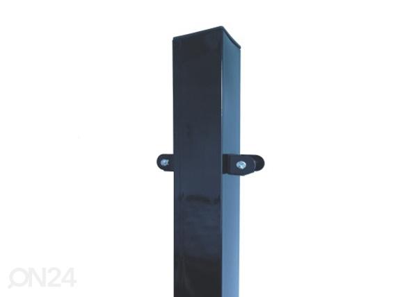 Metalliaita tolppa PO-101629