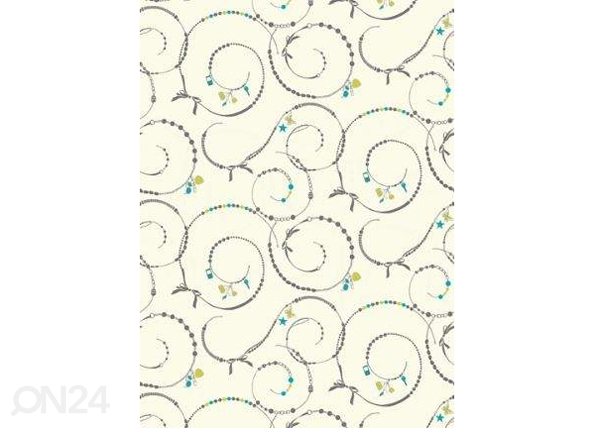 Paperitapetti LUCKY CHARMS MW-101639