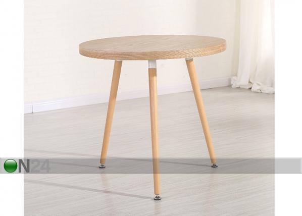 Sohvapöytä ANDREAS Ø 69 cm AQ-102467