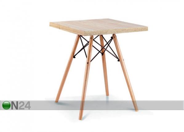 Sohvapöytä KEIT 55x55 cm AQ-102469