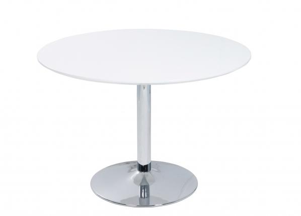 Ruokapöytä LISSABON Ø 110 cm AY-102975