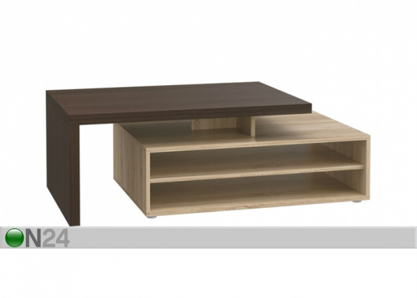 Säädettävä sohvapöytä 64x99-150 cm TF-103131