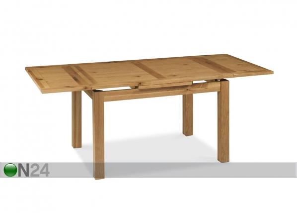 Jatkettava ruokapöytä PROVENCE 90x128/168/208 cm EV-103217