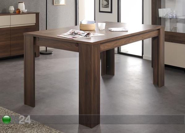 Ruokapöytä TIAGO 160x88 cm MA-103360