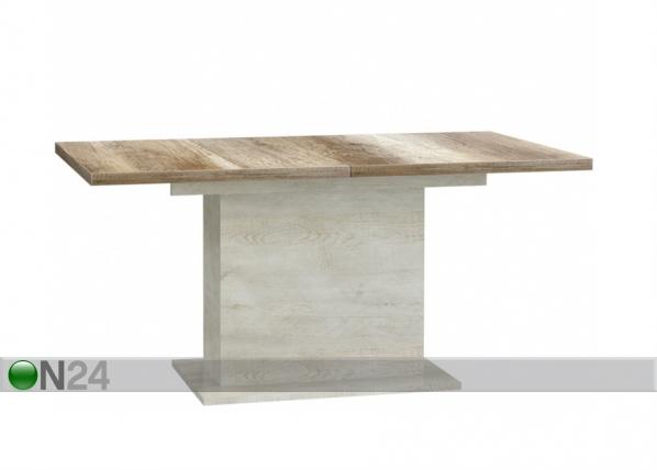 Jatkettava ruokapöytä 160-200x90 cm TF-103926