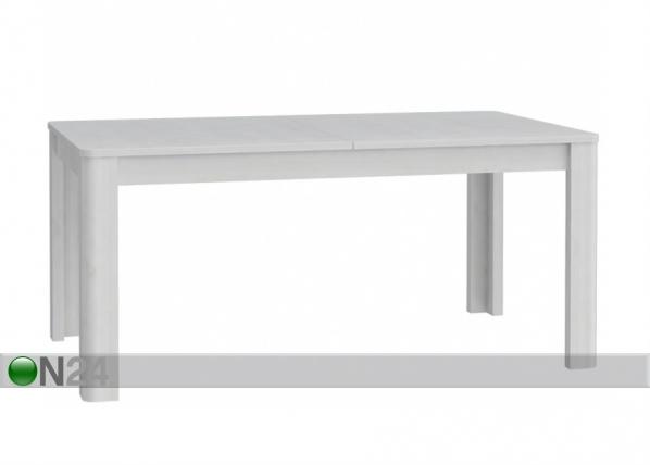 Jatkettava ruokapöytä 160-207x90 cm TF-105219