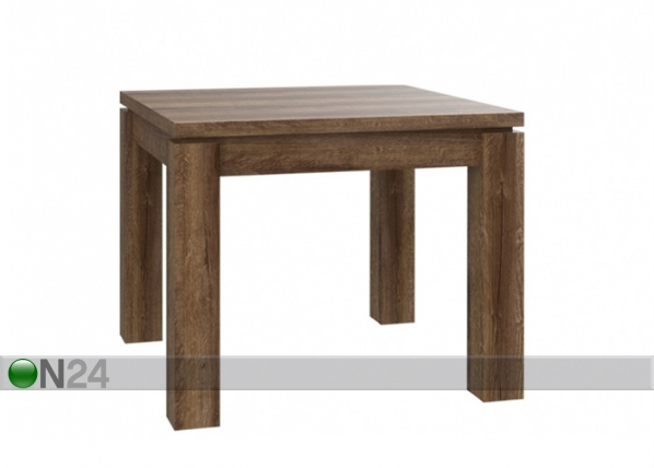 Jatkettava ruokapöytä 90-180x90 cm TF-105239