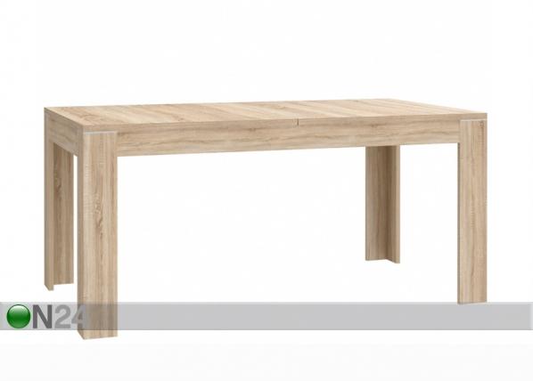 Jatkettava ruokapöytä 160-207x90 cm TF-105980