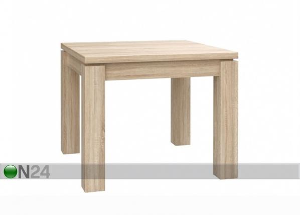 Jatkettava ruokapöytä 90-180x90 cm TF-106145
