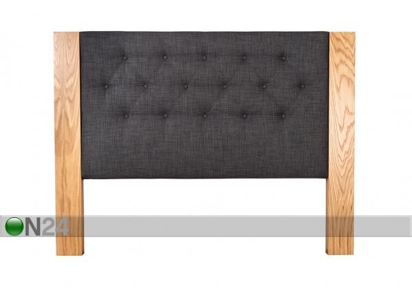 Sängynpääty HARLEKIN tammiviilutetulla reunalla FR-106373