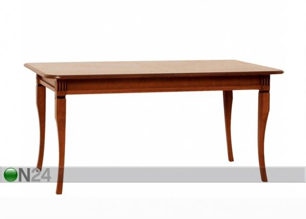Jatkettava ruokapöytä 160-200x90 cm TF-106534