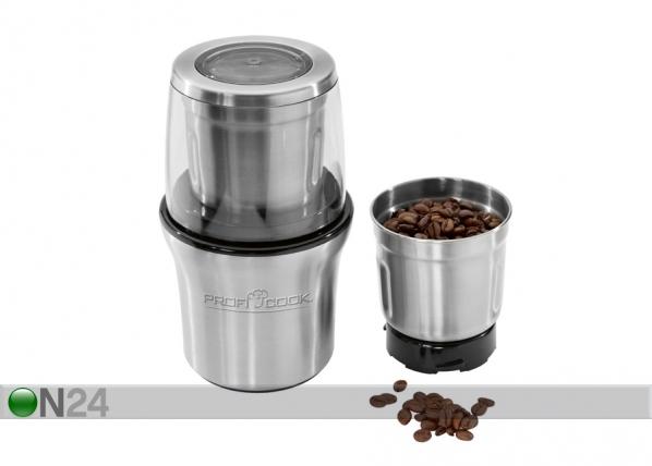 Kahvimylly PorfiCook GR-106860