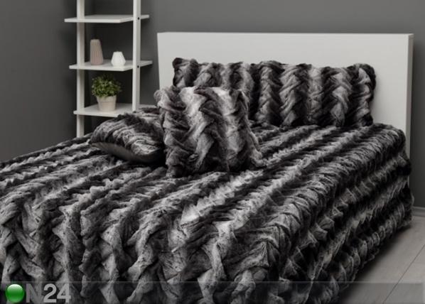 Sängynpeitto+2 tyynynpäällistä STIKKET AÄ-107558